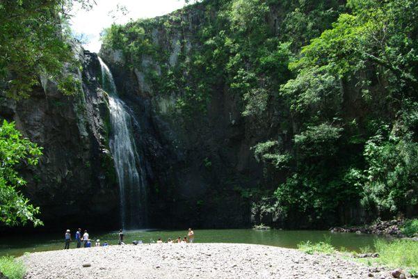La Cascade de lEstenzuela