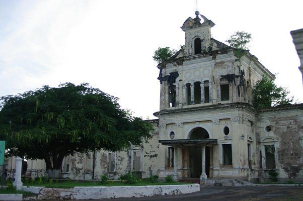 Le viel hôpital de Granada