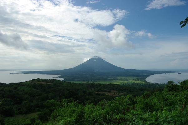 Mirador du volcan Maderas
