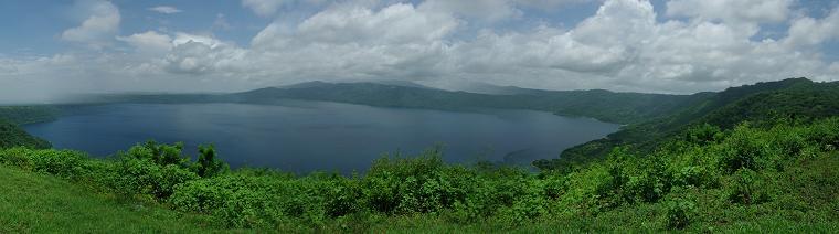 La Laguna de Apoyo, Masaya